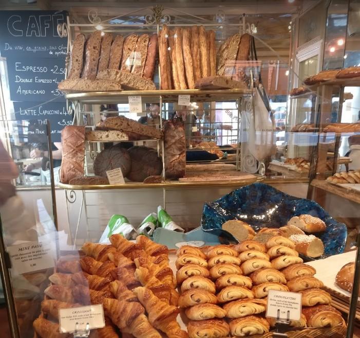Poilâne – парижская пекарня