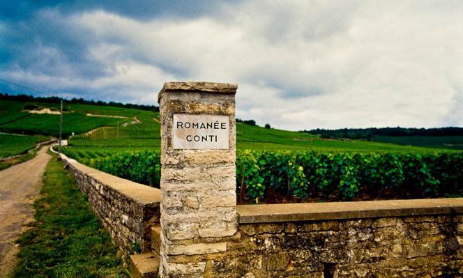 Бургундское винодельческое поместье Domaine de la Romanée Conti (DRC)