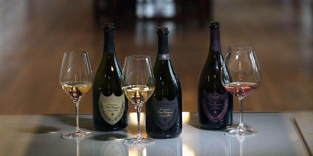 Шампанское - Dom Perignon (Дом Периньон)