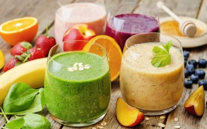 Как верно питаться во время пандемии коронавируса – готовить смузи из свежих фруктов