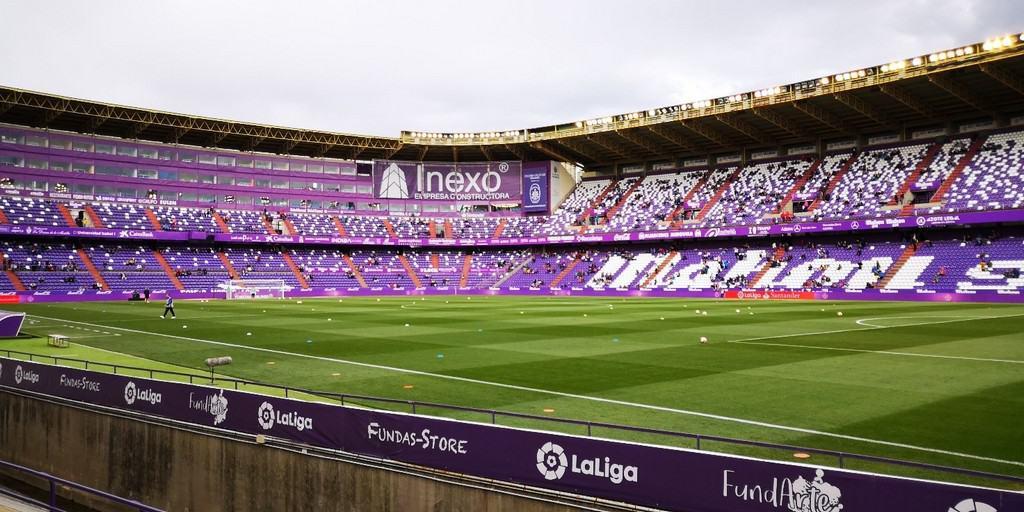 Футбольный стадион «Вальядолида»