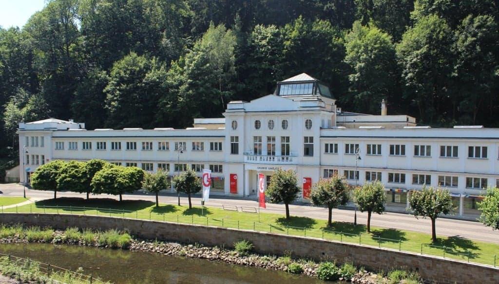 Музей современного искусства в Карловых Варах (Galerie umění Karlovy Vary)