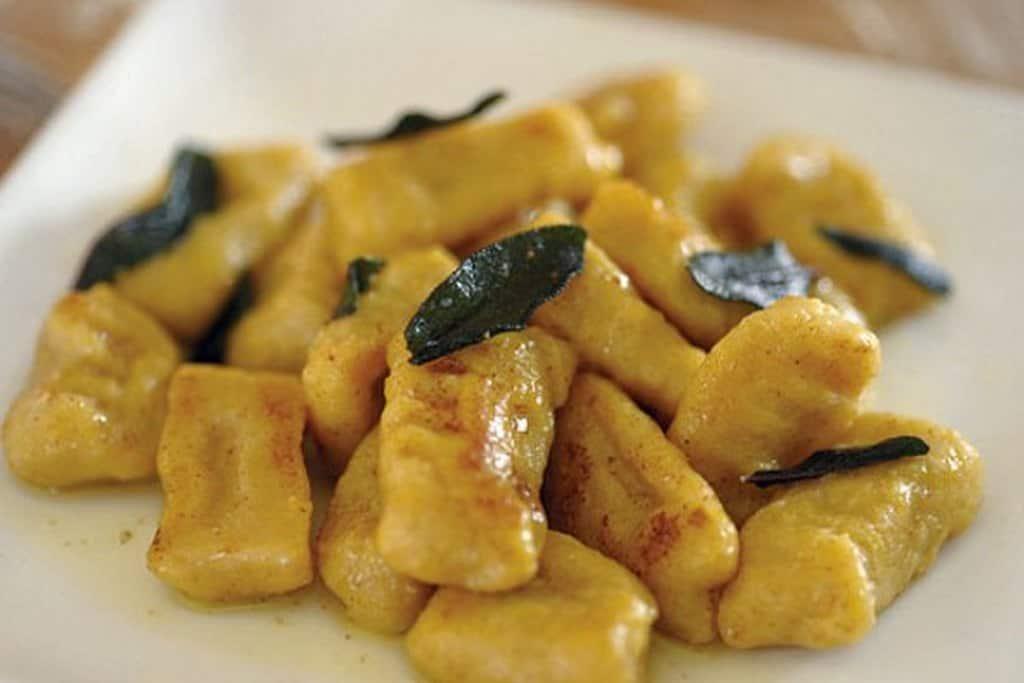 Ньокки – итальянские клецки