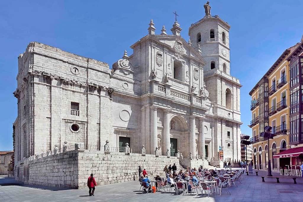 Городской Кафедральный собор в Вальядолиде Вальядолид (Испания)
