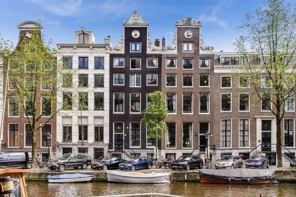 Золотая излучина (Gouden Bocht), Амстердам