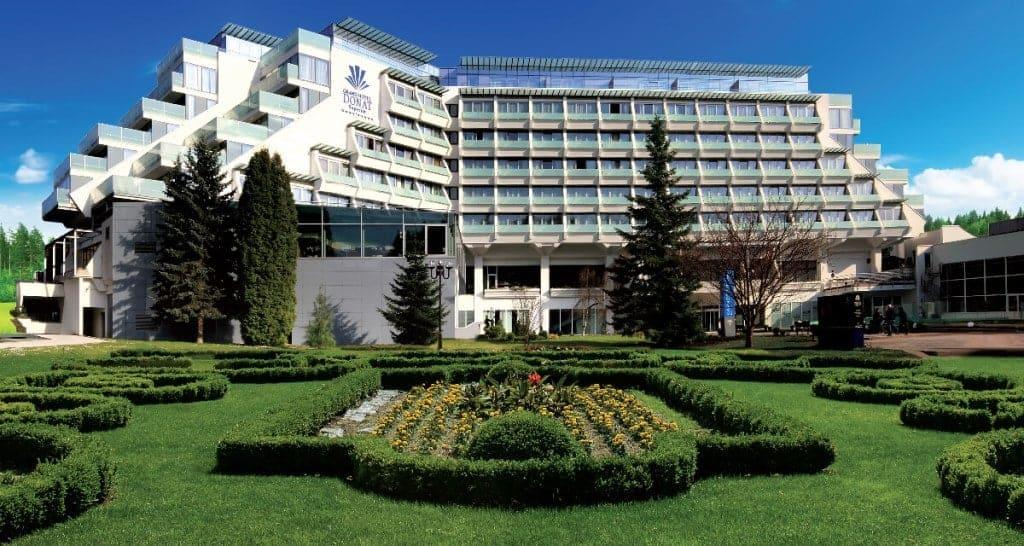 Гранд Отель Донат Superior ****(Grand Hotel Donat Superior 4*)