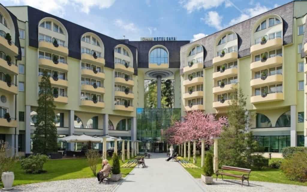 Гранд Отель Сава **** (Grand Hotel Sava 4*)