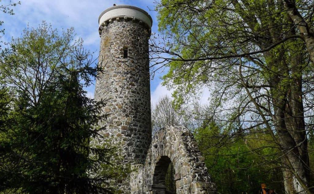 Обзорная башня Хамелика