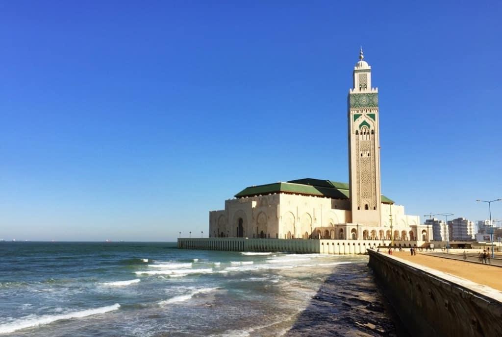 Мечеть Хасана II, Касабланка Марокко