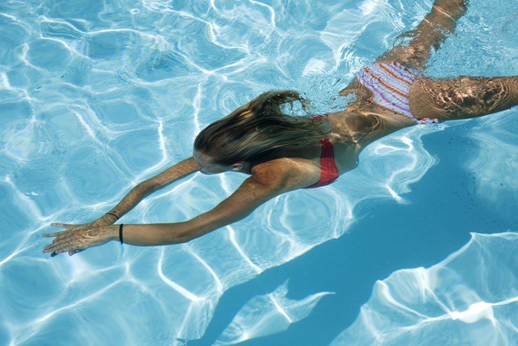 Плавание для женщин Здоровый образ жизни