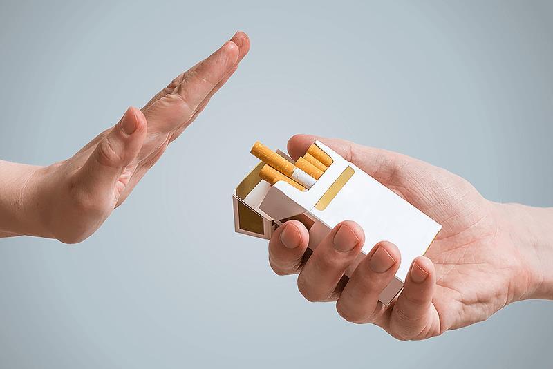 Отказ от курения - здоровый образ жизни