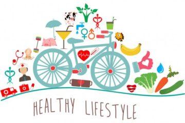 Здоровый образ жизни - Healthy lifestyle