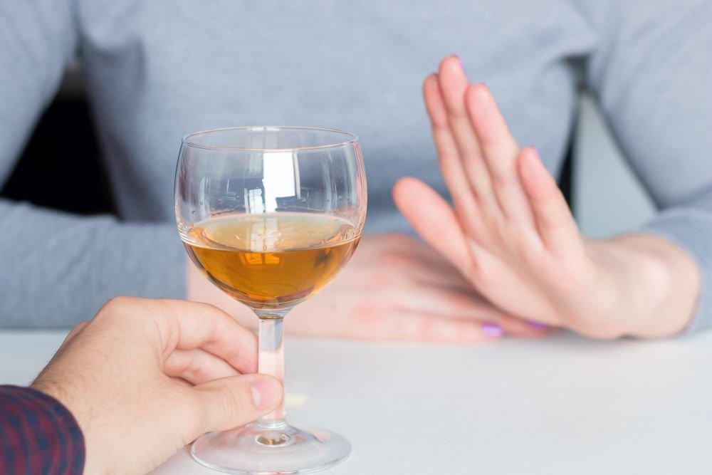 Отказ от спиртного - здоровый образ жизни