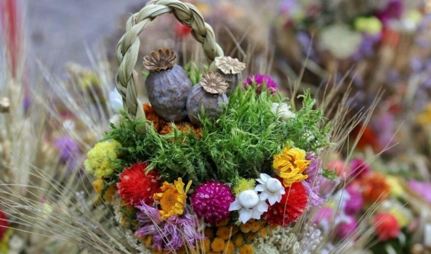 """Букеты из цветов и трав – """"маковейчики"""""""