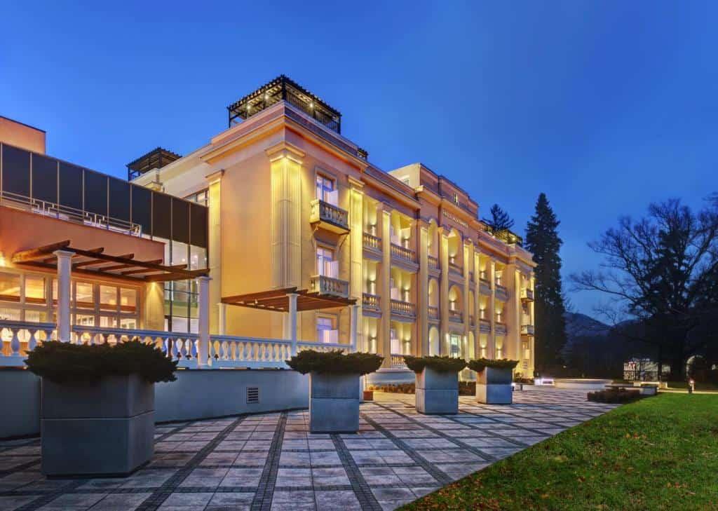 Отель Александр ***** (Hotel Aleksander Medical & Spa 5*) Рогашка-Слатина (Словения)