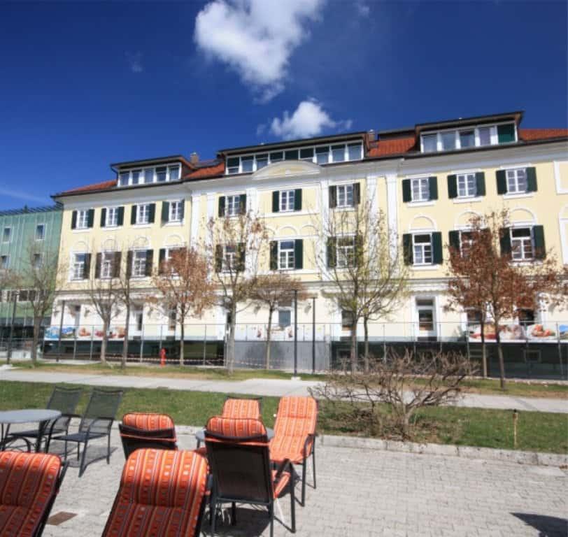 Отель Слатина **** (Hotel Slatina 4*) Рогашка-Слатина (Словения)