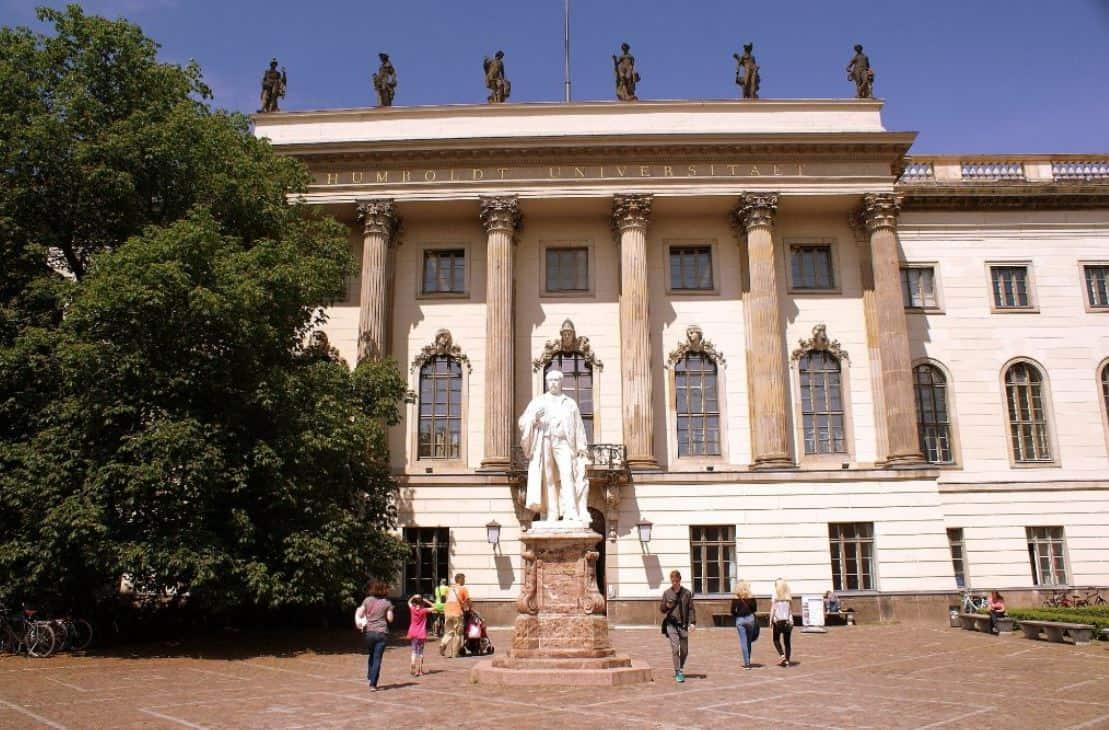 Университет им. Гумбольдта (Humboldt-Universität zu Berlin), Берлин