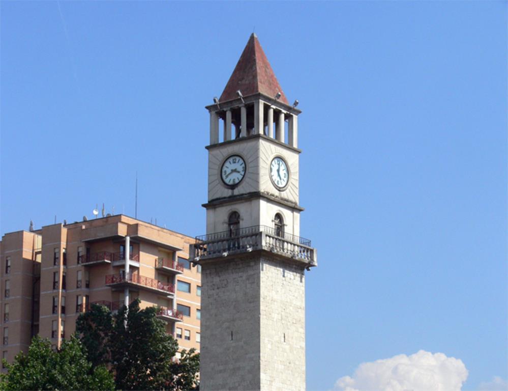 Часовая башня, Тирана