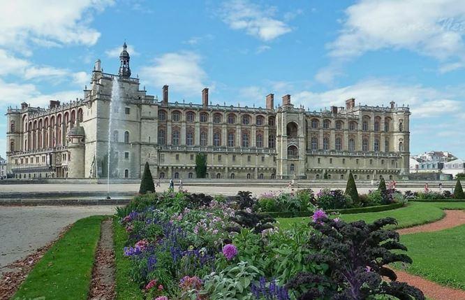 Сен-Жерменский дворец (Château de Saint-Germain-en-Laye)