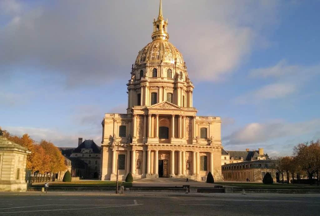 Дворец Инвалидов (Hôtel des Invalides)
