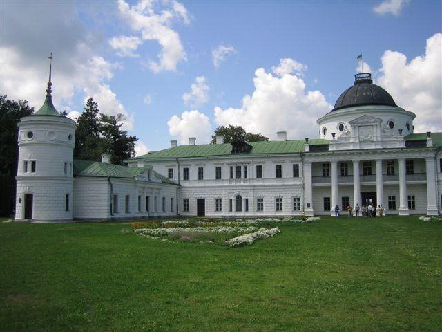 Дворцово-парковый комплекс Усадьба Тарновских, с.Качановка