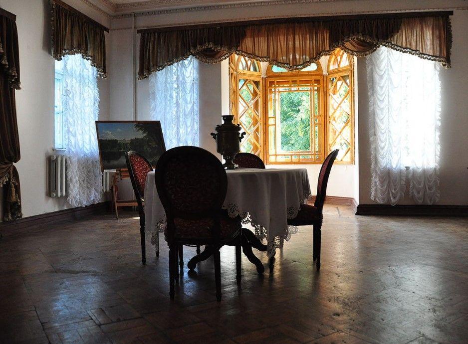 Чайная комната (Фонарик)
