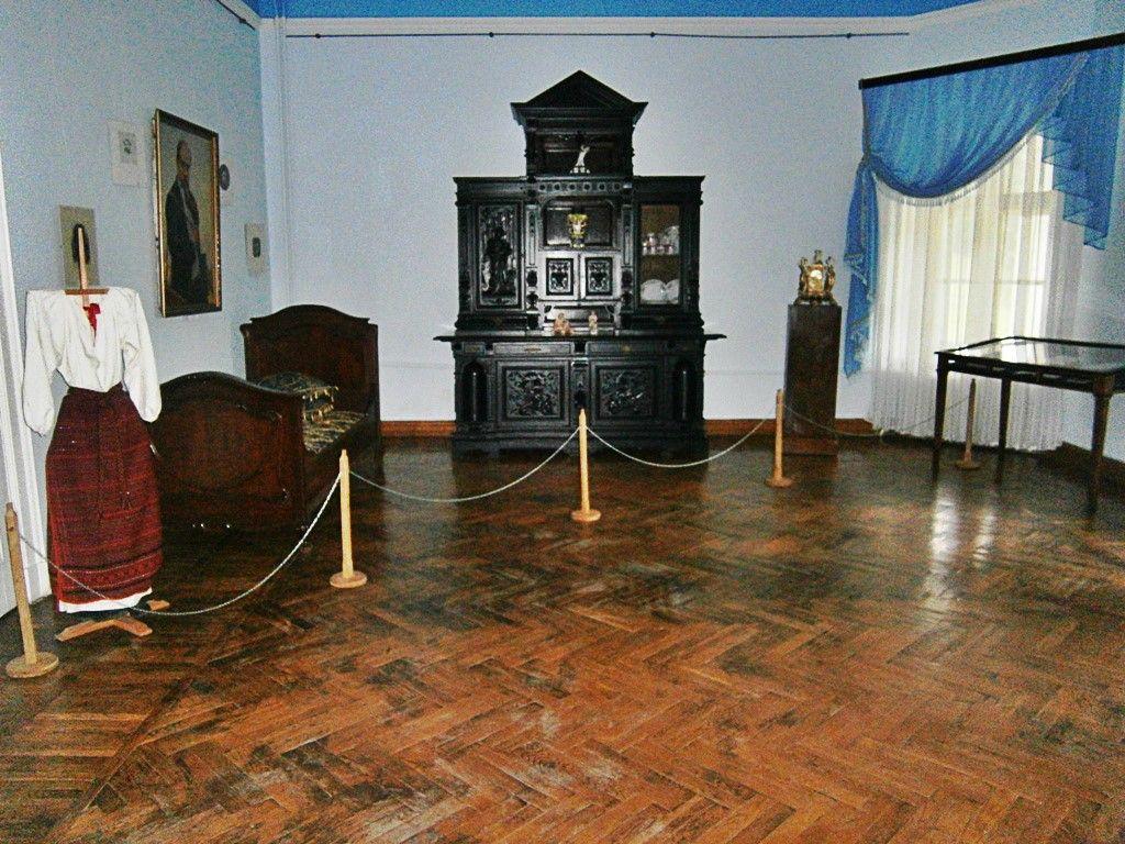 Экспозиция Качановского поместья