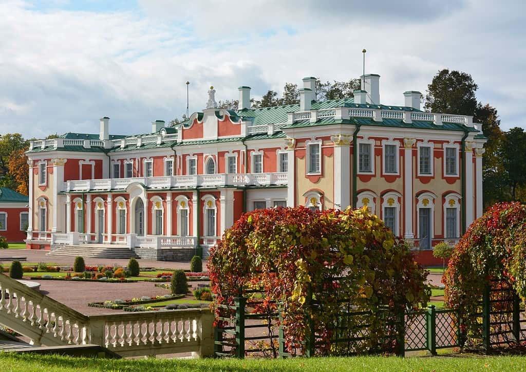 Кадриоргский дворец (Kadriorg)