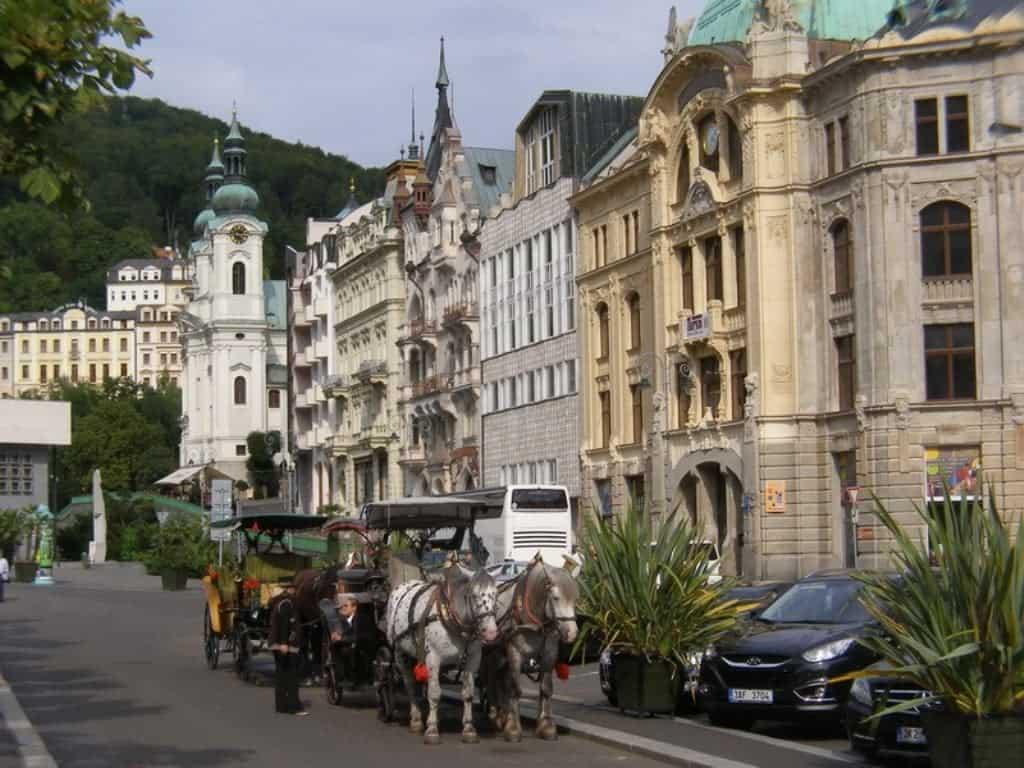 Карловы Вары (Karlovy Vary)