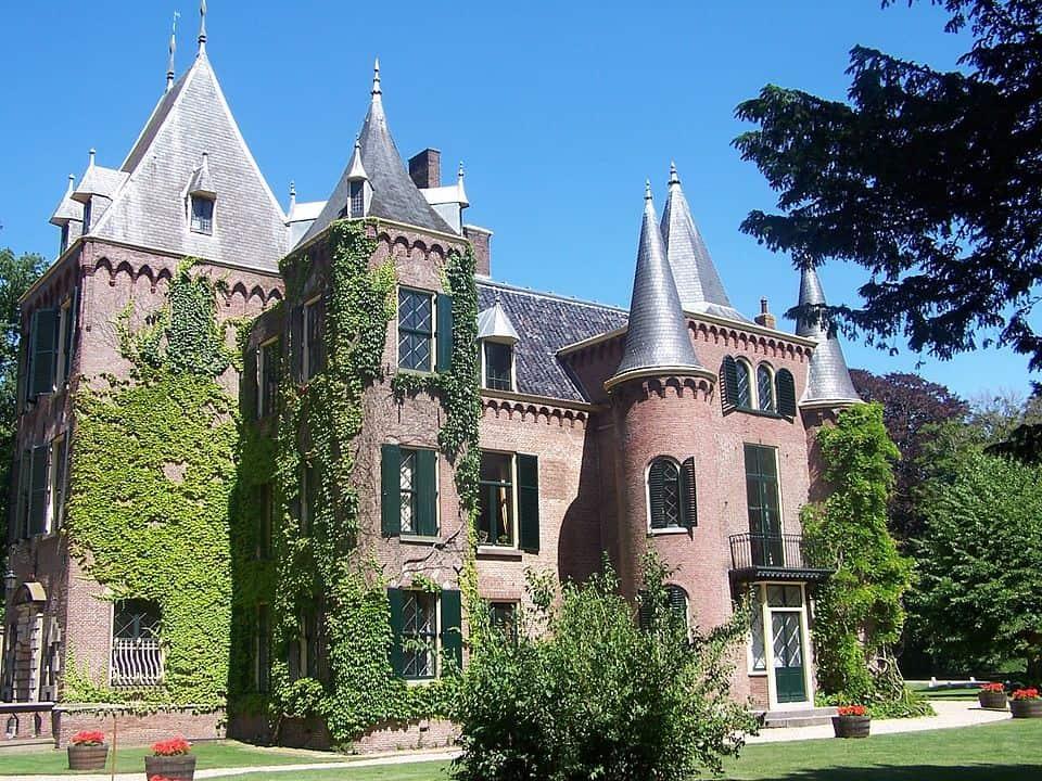 Замок - Kasteel Keukenhof
