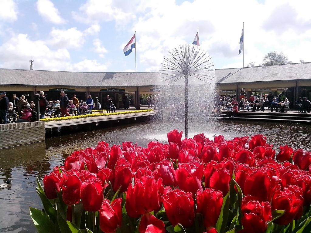 Кекенхоф - Амстердам (Нидерланды)