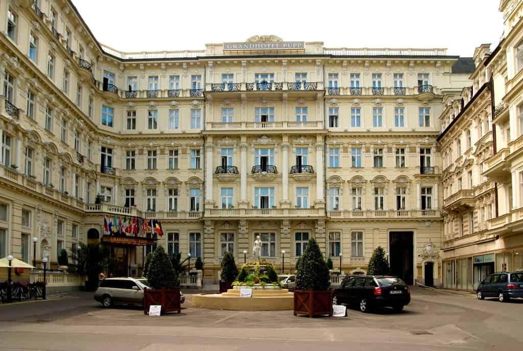 Отель Карловы Вары Казино Рояль
