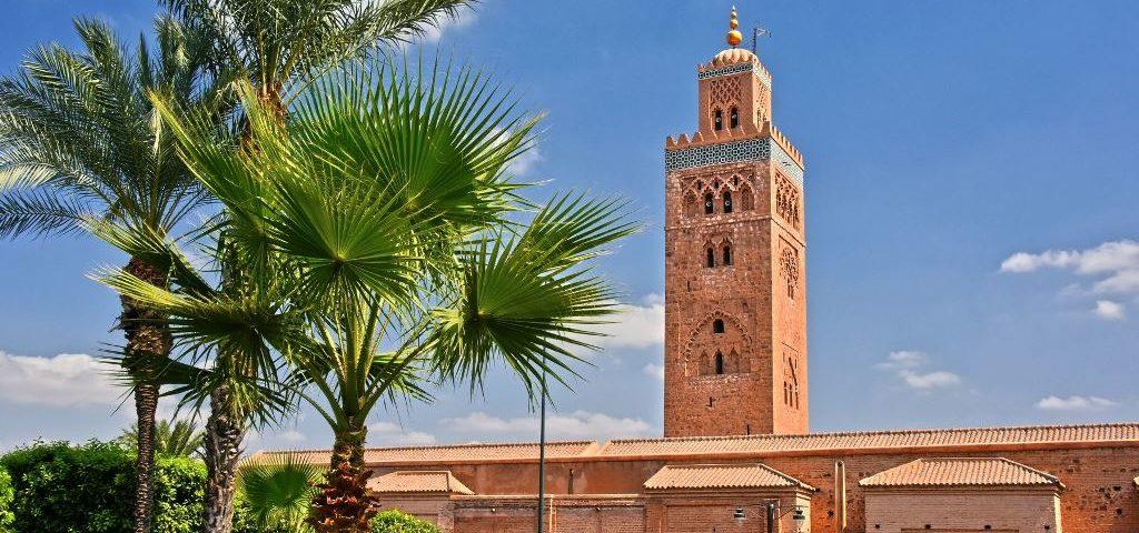 Мечеть Кутубия