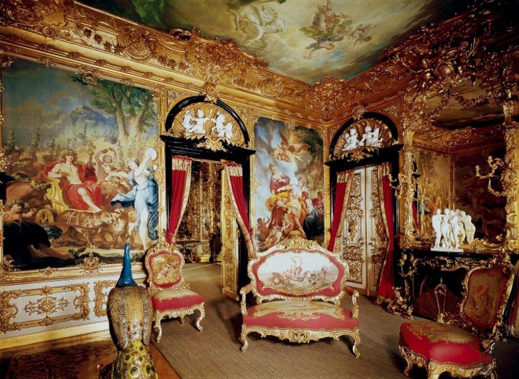 Восточный гобеленовый зал, Линдерхоф