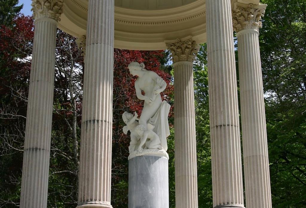 Ротонда с мраморной фигурой Венеры, Бавария