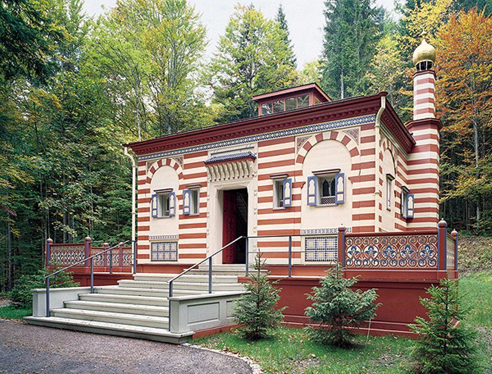 Марокканский домик, Бавария, Германия