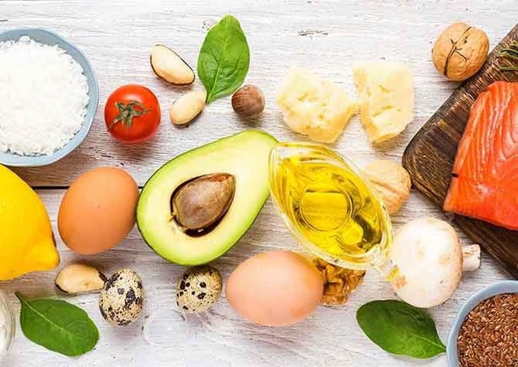 Низкоуглеводные продукты