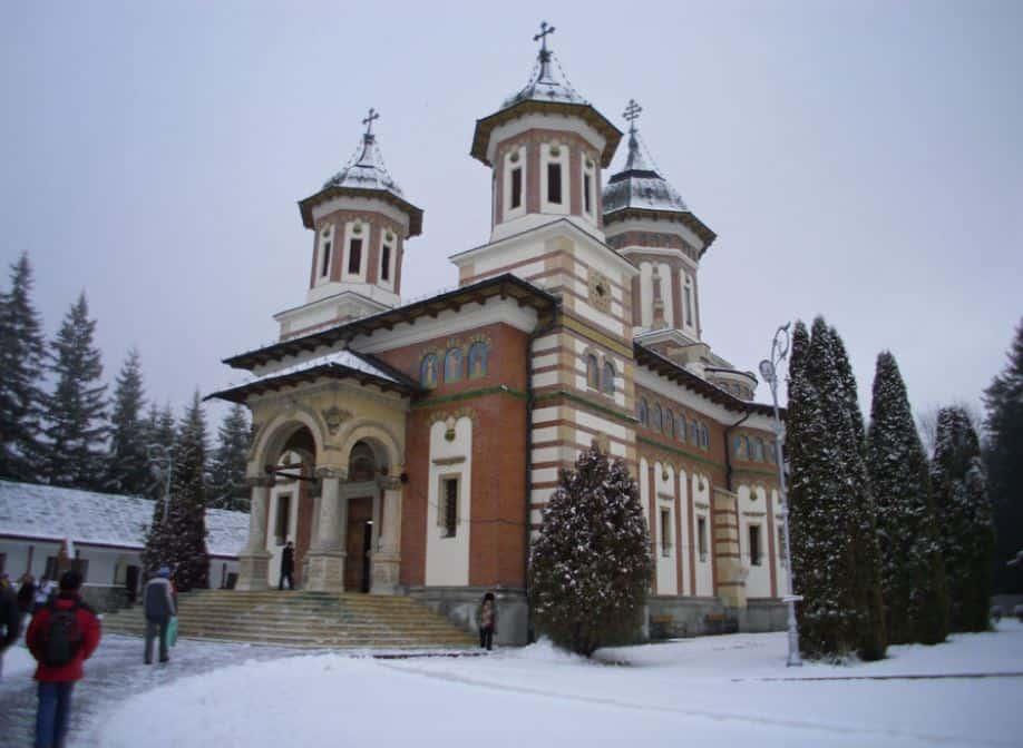 Монастырь Синая Румыния