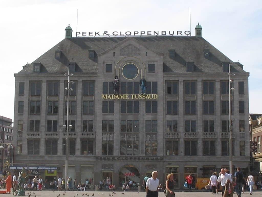 Музей мадам Тюссо (Madame Tussauds Amsterdam)