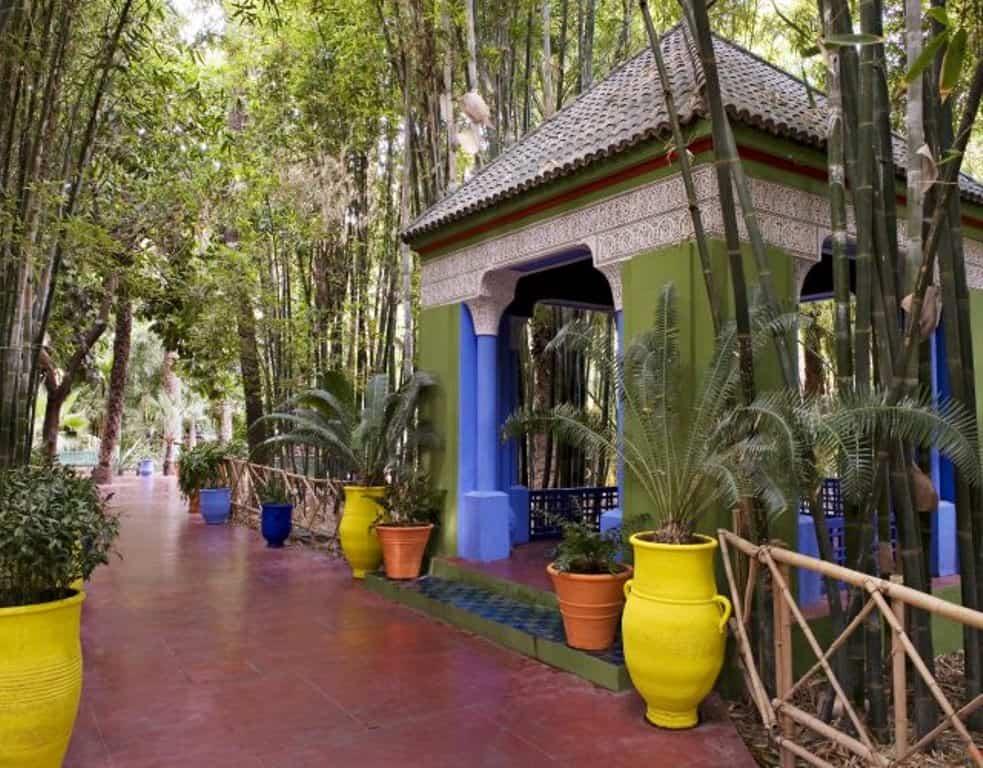 Мажорельский сад