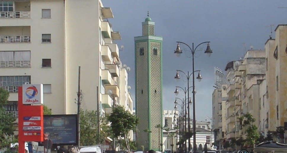 Мечеть Аль-Тажимуати - Mosquée al-Tajamouati