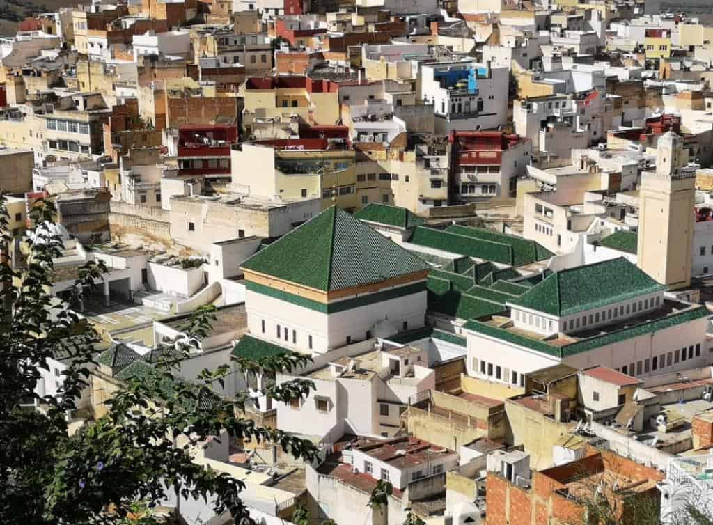 Мулай-Идрис Марокко