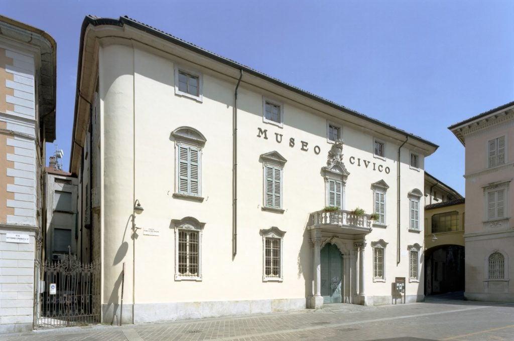 Museo Archeologico Paolo Giovio, Palazzo Giovio