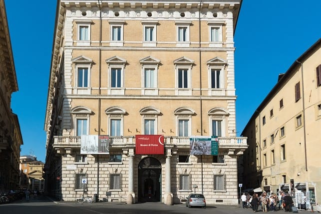 Музей Рима-Palazzo-Braschi
