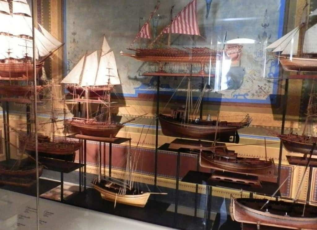 Морской музей (Museu del Mar) Льорет-де-Мар