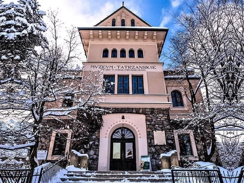 Татровский музей имени Титуса Халубинского (Muzeum Tatrzańskie im. dra Tytusa Chałubińskiego)