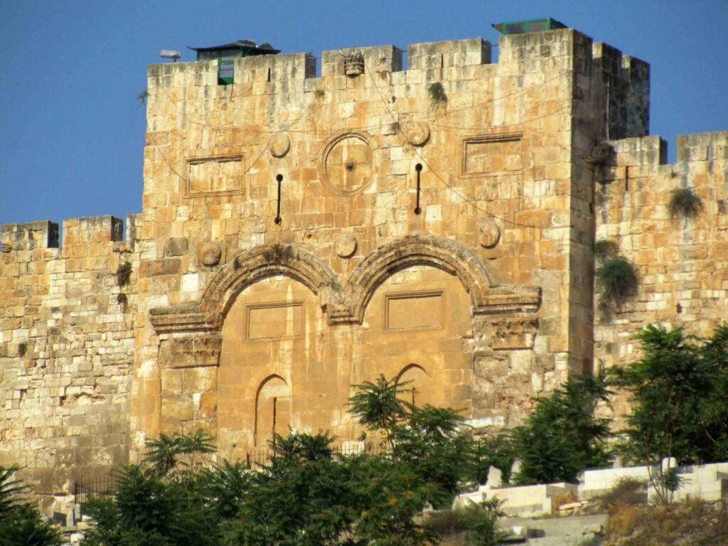 Золотые ворота, Иерусалим (Ворота милосердия)