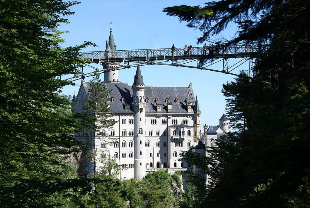 Мост Мариенбрюке (Marienbrücke)
