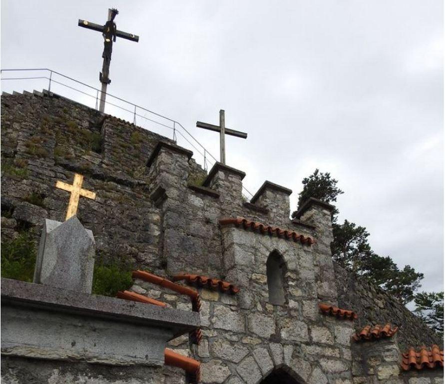 Холм Трех крестов, Фюссен