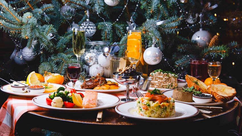Новогоднее меню 2021 – блюда на Новый год